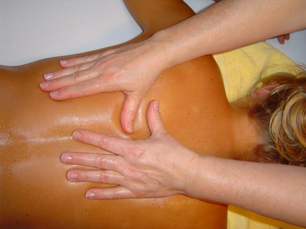 Rug, nek en schoudermassage